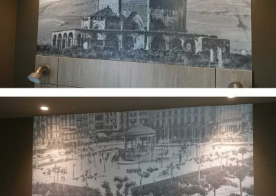 Decoración habitaciones de hotel - LANDABEN