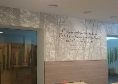 Decoración interior para HOTEL OCHAGAVIA
