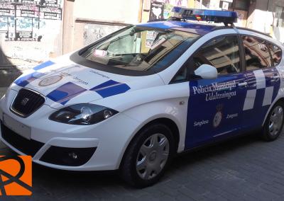 Rotulación-vehículo-POLICIA-SANGÜESA