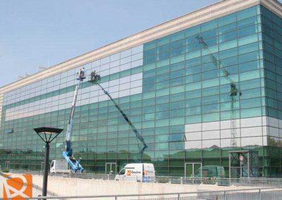 solar control film Nave oficinas